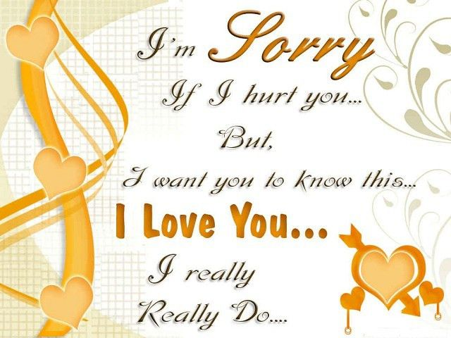 Best Apology And Sorry Cards - Famous Cards - Cool Apology And ...
