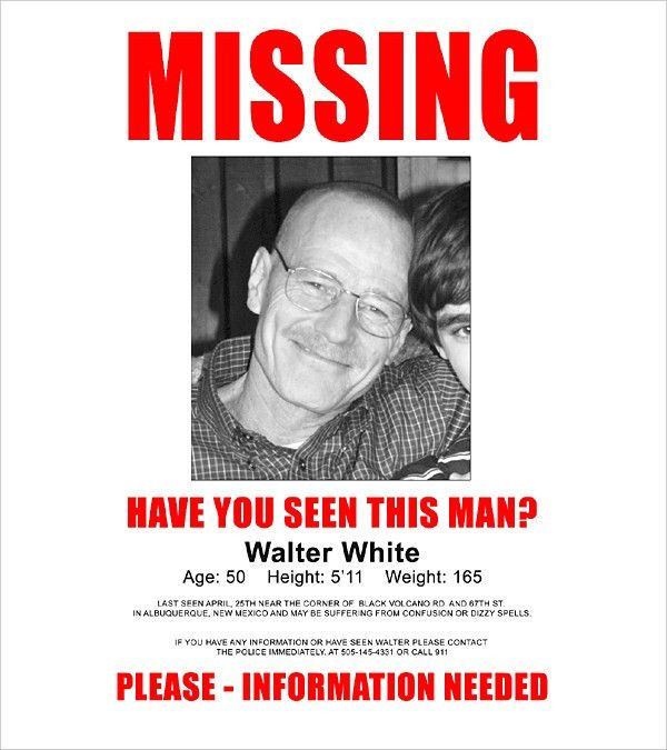 Missing Poster Template Missing Poster Android Apps On Google – Sample Wanted Poster