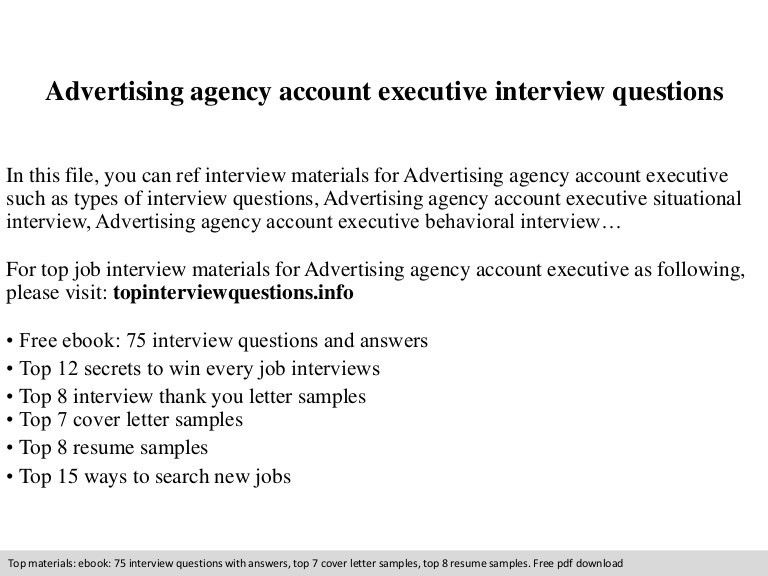 example of resume objectives samplebusinessresumecom. advertising ...