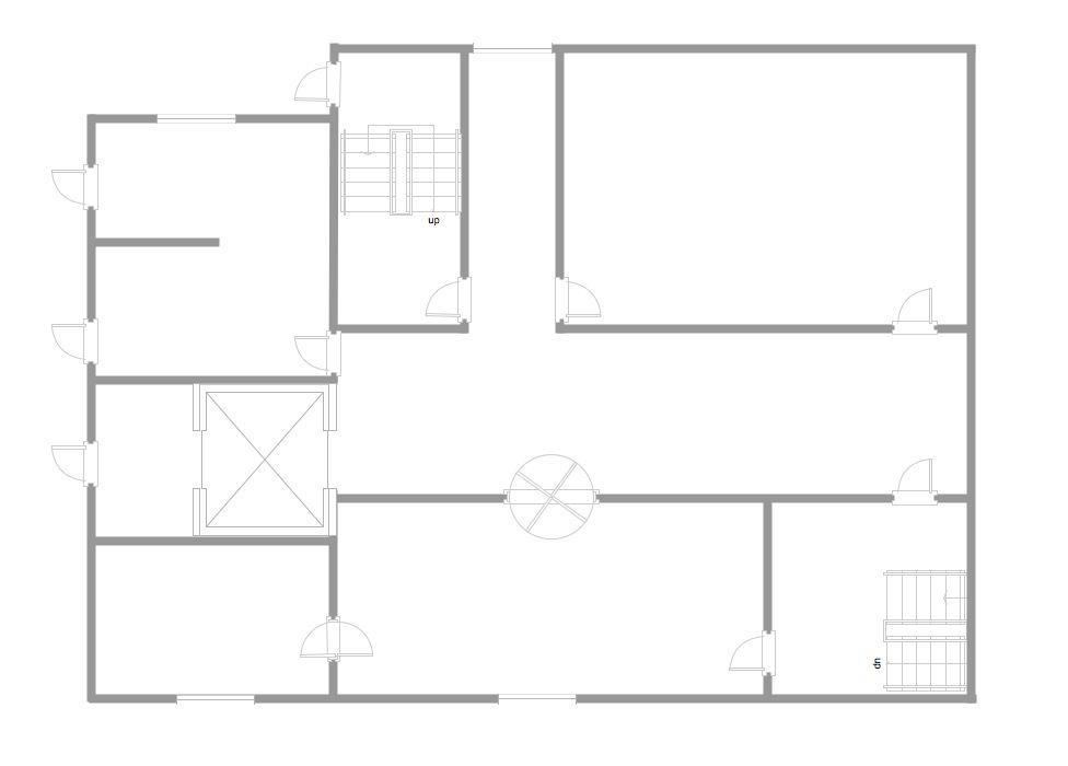 Restaurant Floor Plan for Kids