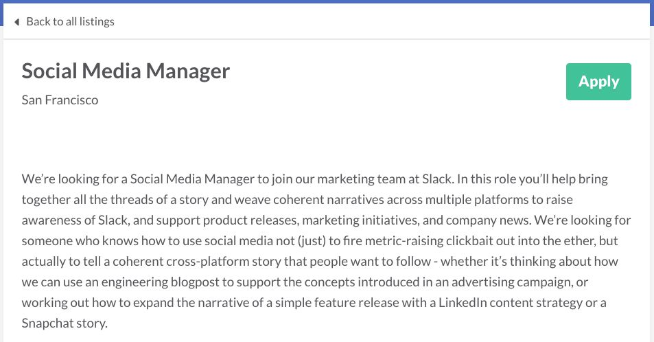 Social Media Manager Job Description Guide: Tips, Templates, and ...
