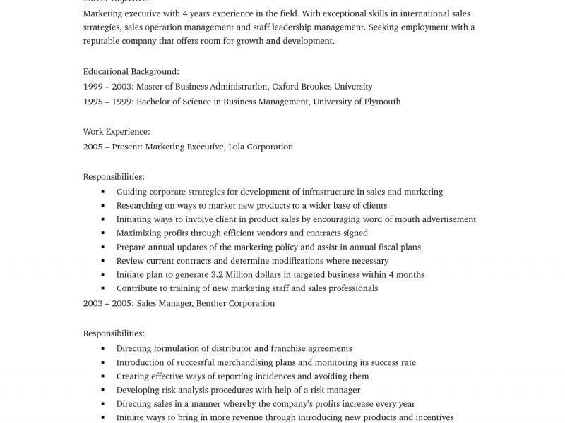 Resume Template Microsoft Word | haadyaooverbayresort.com