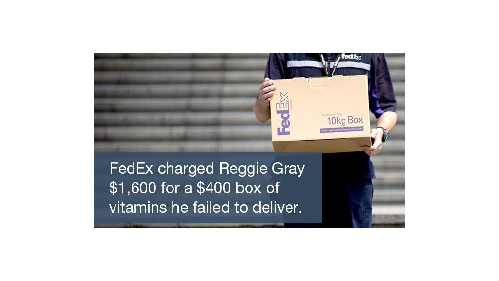 The FedEx driver who sued and won - Nov. 20, 2014