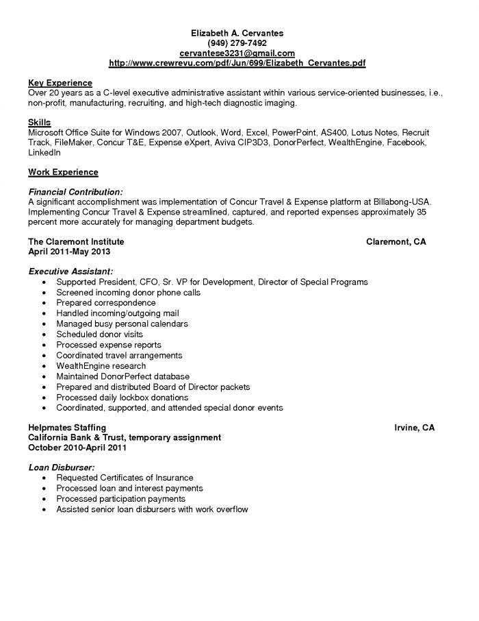 professional entry level administrative assistant templates to ...