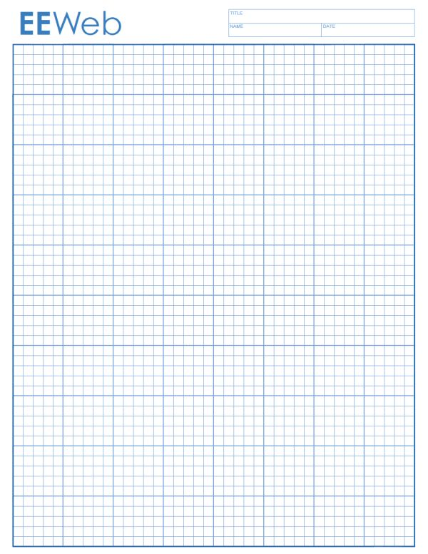 7+ Graph Paper Templates - Word Excel PDF Templates