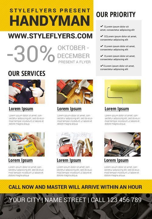 40 best Handyman Business images on Pinterest | To start, Business ...