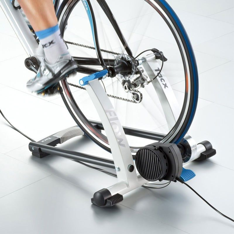 Flow Computer Trainer & Support 2013 from Tacx : The Bike Factory