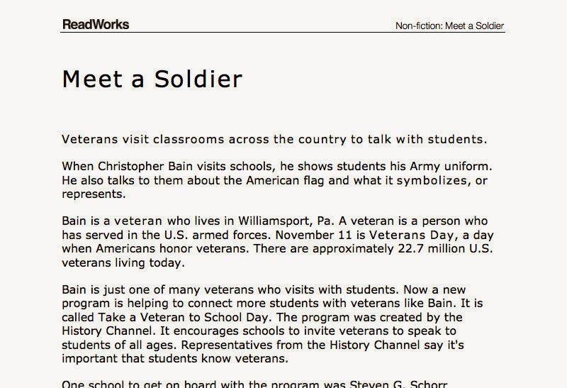 Veterans Day {downloads, books & freebies} - Speech Room News