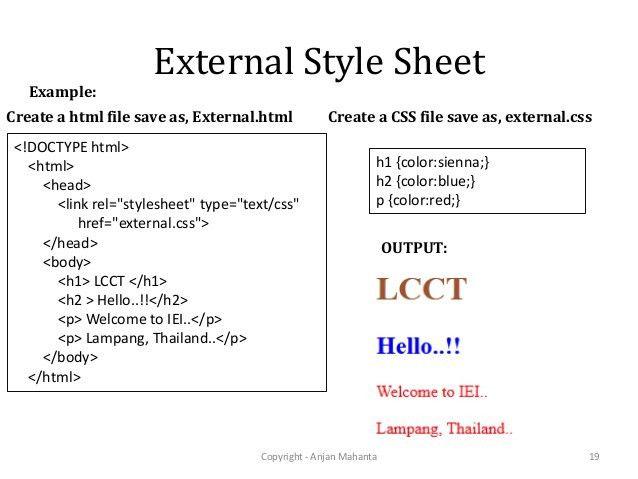Web Development Using CSS3