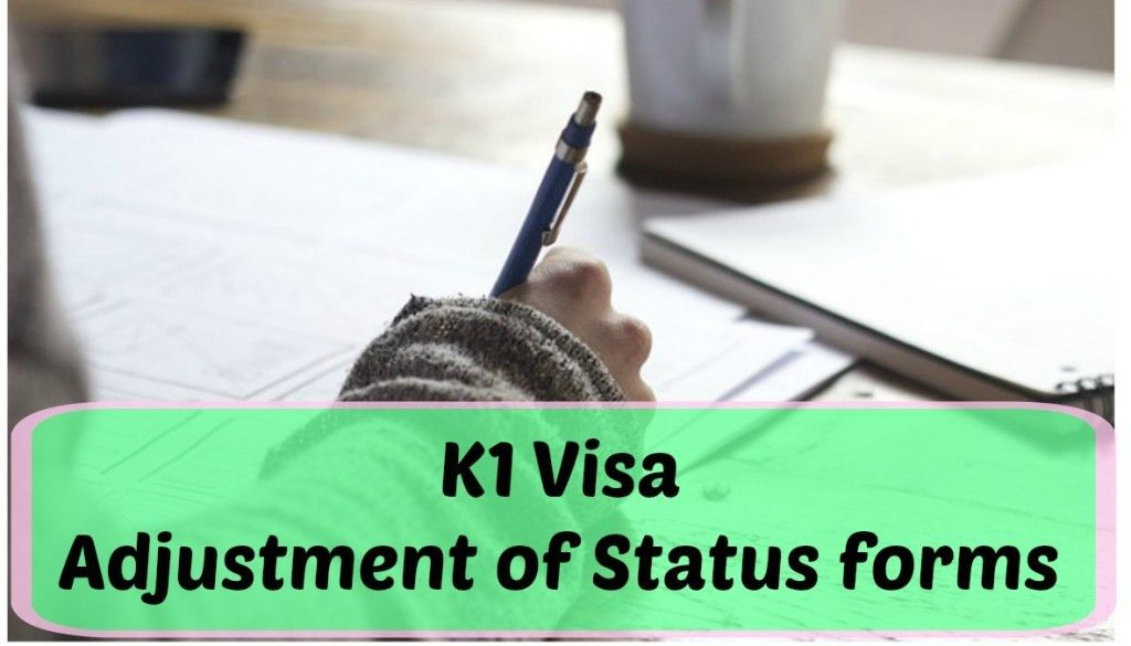 Fiance K1 Visa Adjustment of Status « Visa Tutor
