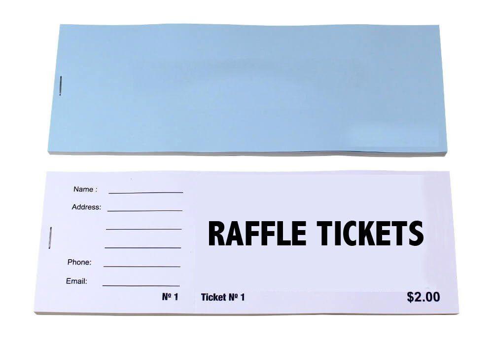 Raffle Tickets | PrintRite Australia