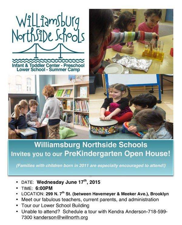 Williamsburg Northside Preschool - Google+