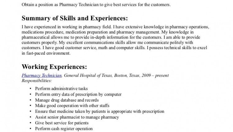 hospital pharmacist resume objective ecordura com. cover letter ...