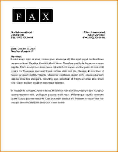 9+ fax cover sheet format | bibliography format
