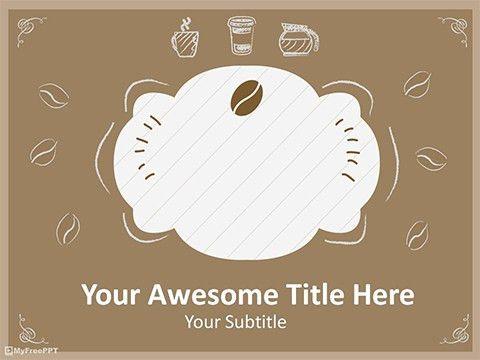 Free Breakfast Menu Template PowerPoint Template - Download Free PPT