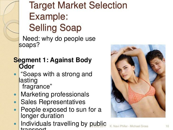 Target Market Selection and Timing Strategies of International Market…