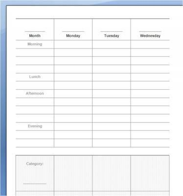 Templates | D*I*Y Planner