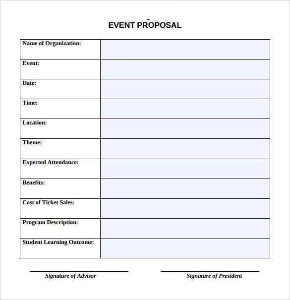 Sponsorship Proposal Template | Seo & marketing | Pinterest ...
