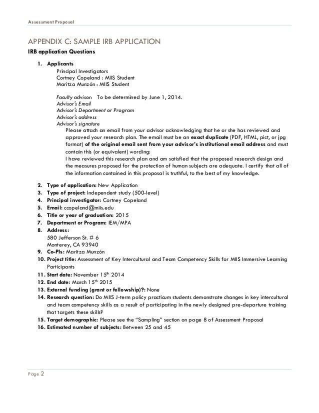Training Proposal Template - Contegri.com