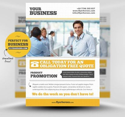 15 Tips to Make Your Flyer Awesomer | Local Printing Reviews