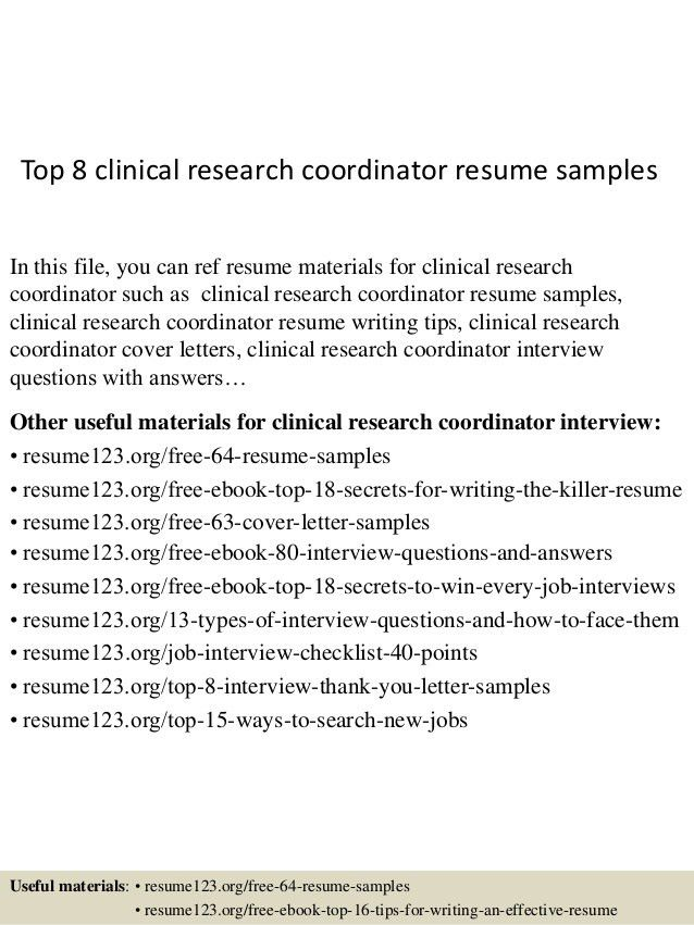 top-8-clinical-research-coordinator-resume-samples-1-638.jpg?cb=1429928698
