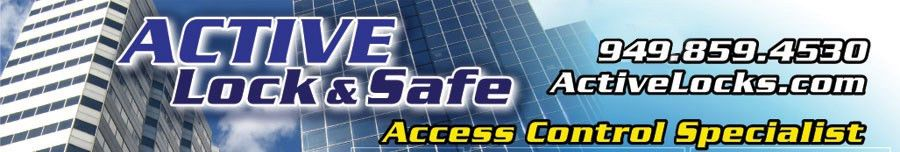 Active Lock & Safe - Specialists in Access Control, Card Access ...