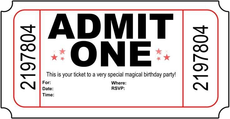 Free Printable Kids Birthday Party Invitations Templates | badbrya.com