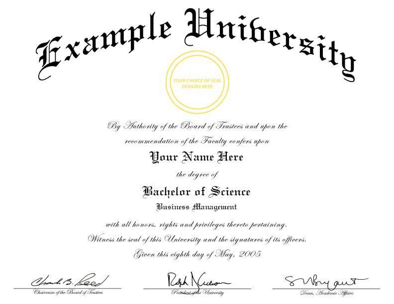 The BEST Fake Diplomas, Transcripts & Degrees Online!