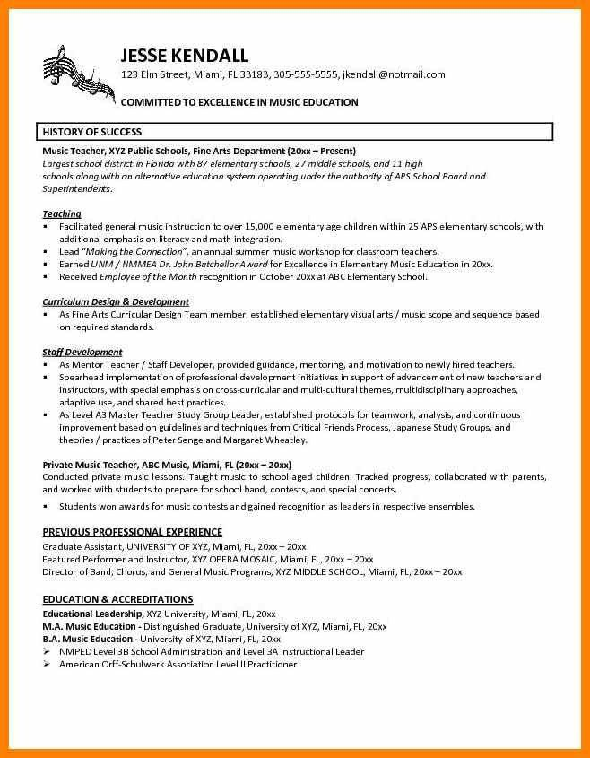 Cover Letter Music Industry Music Industry Cover Letter Source