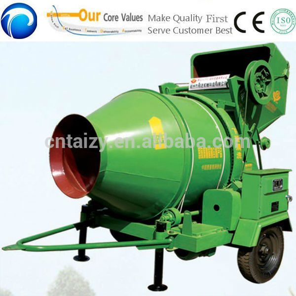 Hot Selling Mobile Mini Concrete Mixer Machine Price In India ...