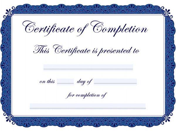 30 Acievement Certificate Templates   Certificate Templates