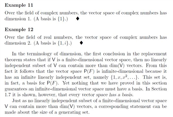 Solved: Let V be a finite-dimensional vector space over C with ...