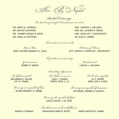 Wedding Invitation Sample – gangcraft.net