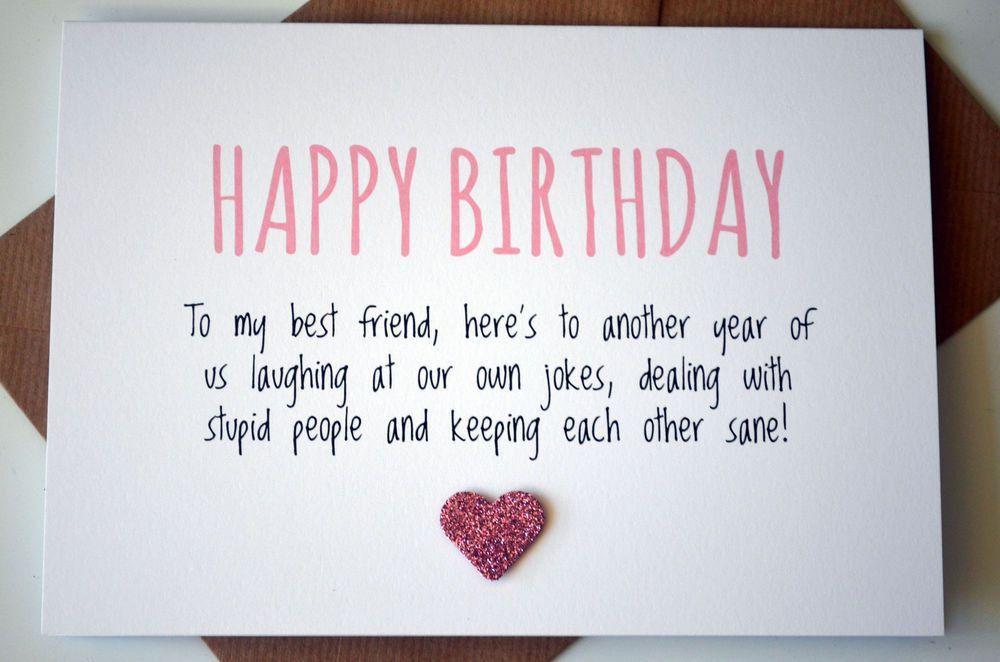 Card Invitation Design Ideas: Birthday Cards For Best Friend ...