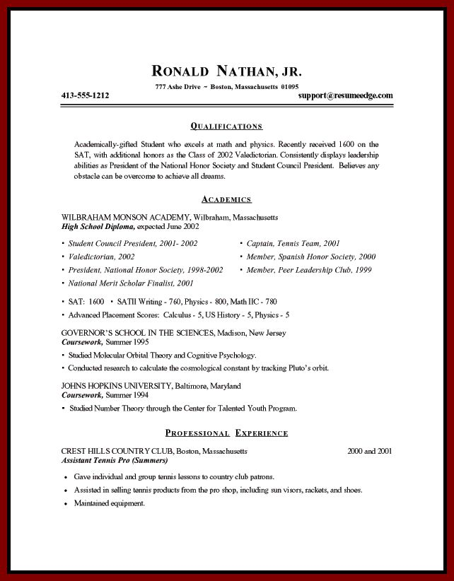 cyber security student resume cyber security resume resume ...