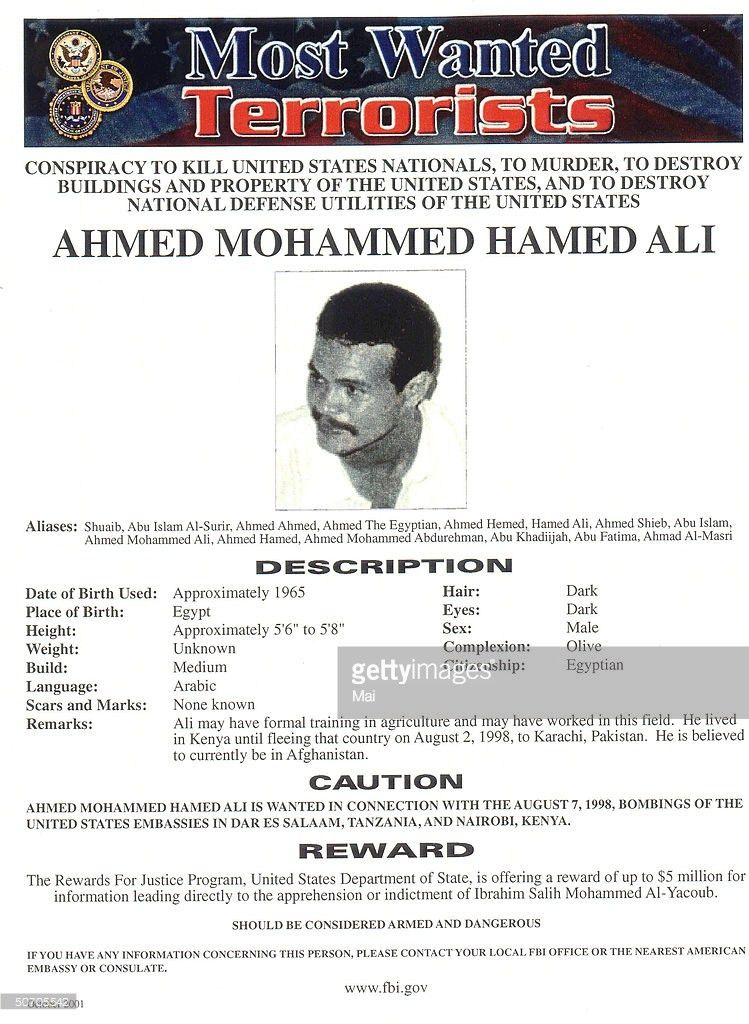 Ahmed Mohammed Hamed Ali [Misc.] Pictures | Getty Images