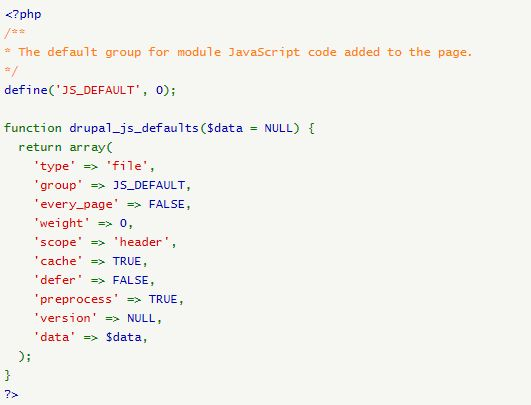 Syntax Highlighting in Drupal | Drupal motion