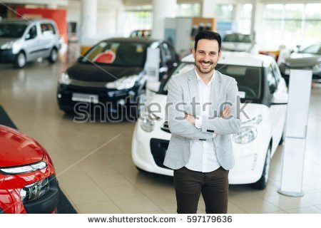 Happy Salesperson Stock Images, Royalty-Free Images & Vectors ...