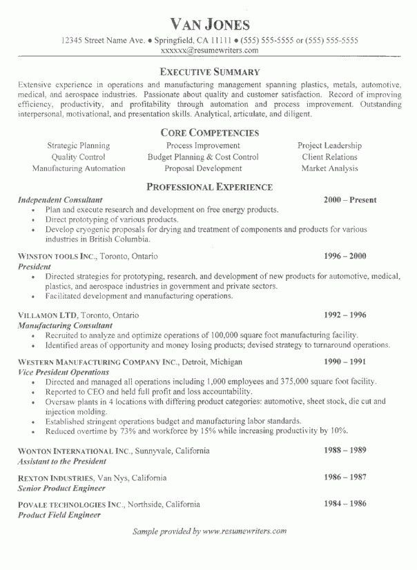 Business Management Resume Examples. 500708: Physiotherapist ...