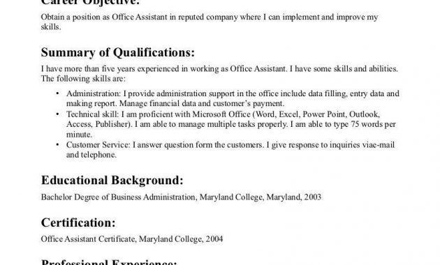 14 medical office receptionist resume sample job and template jobs ...