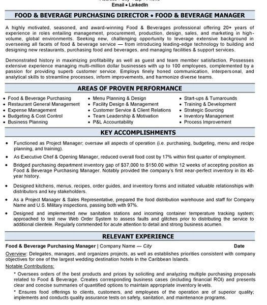 Sumptuous Design Purchasing Manager Resume 14 Top Purchasing ...