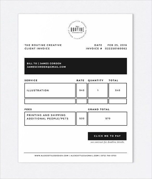 Download Vendor Invoice Template | rabitah.net