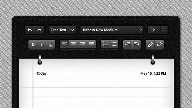 Notepad Template - Freebies Gallery