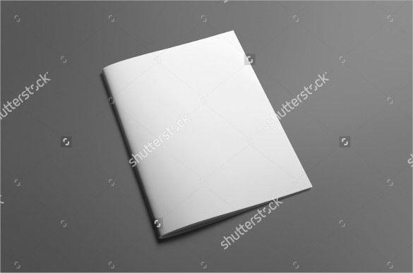 Blank Brochure Template – 17+ Free PSD, Vector EPS, AI, Format ...