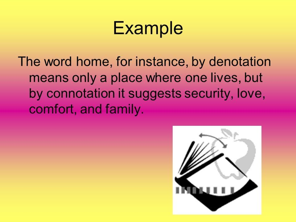 Denotation and Connotation By: Cameisha D. Clark. - ppt download