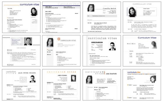 Curriculum Vitae • Is Your CV Good Enough? Cover Letter Samples ...