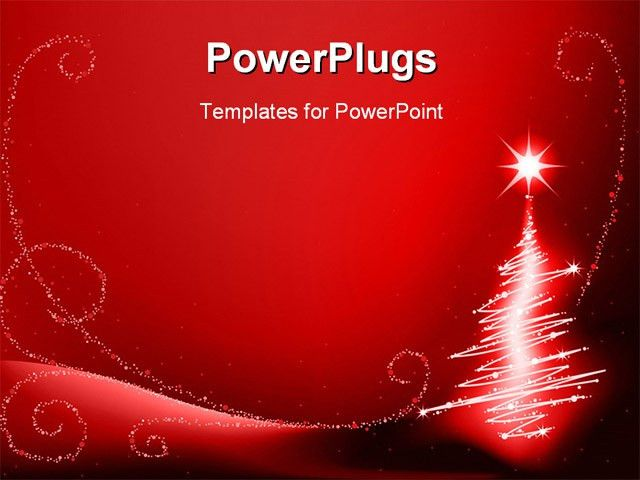 Christmas Powerpoint Template | Template Design