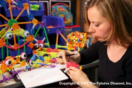 "If You Can Imagine It, You Can Build It,"" Says Toy Designer"