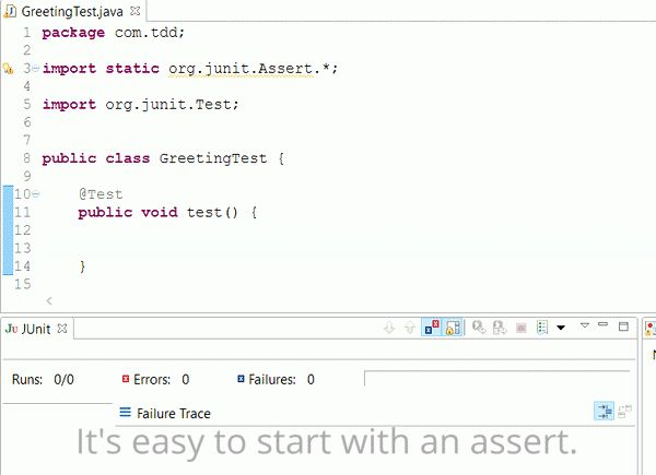 Get started with Test Driven Development (A beginner's guide)
