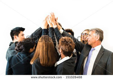 Colleagues Motivation Stock Images, Royalty-Free Images & Vectors ...